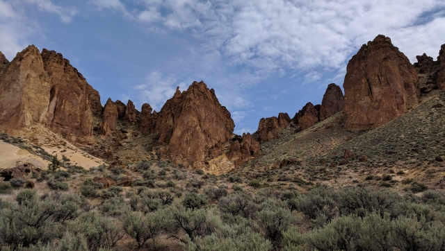 Honeycombs, Owyhee Reservoir, Owyhee Lake, Oregon, Canyon
