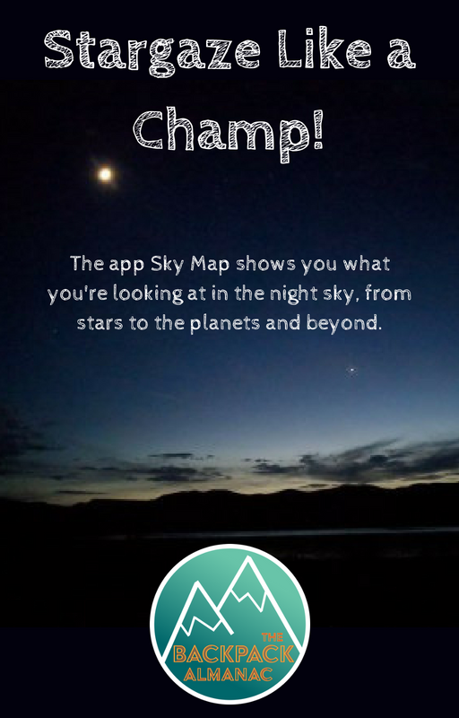 Stargaze like a Champ | The Backpack Almanac